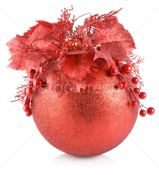 Christmas ball Stock photo © Givaga