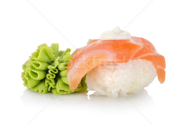 Sushi and wasabi Stock photo © Givaga