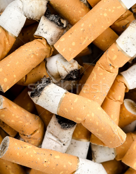 Background from cigarettes Stock photo © Givaga