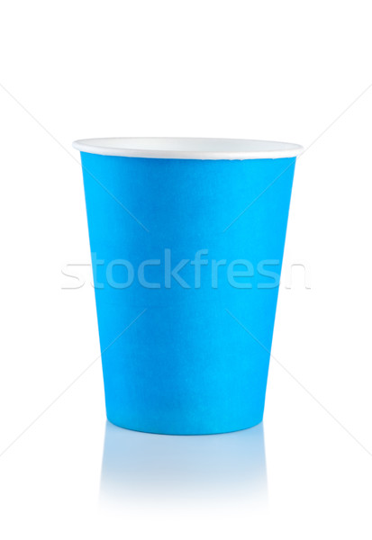 Disposable cup Stock photo © Givaga