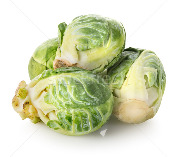 Brussel sprouts Stock photo © Givaga