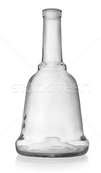 Empty bottles of liquor Stock photo © Givaga