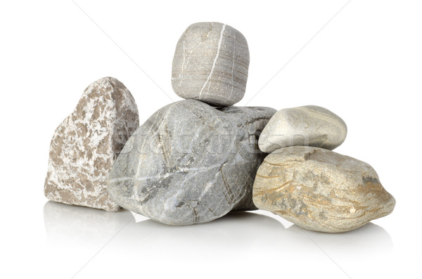 Heap a stones Stock photo © Givaga