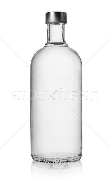 Bottle of vodka isolated Stock photo © Givaga