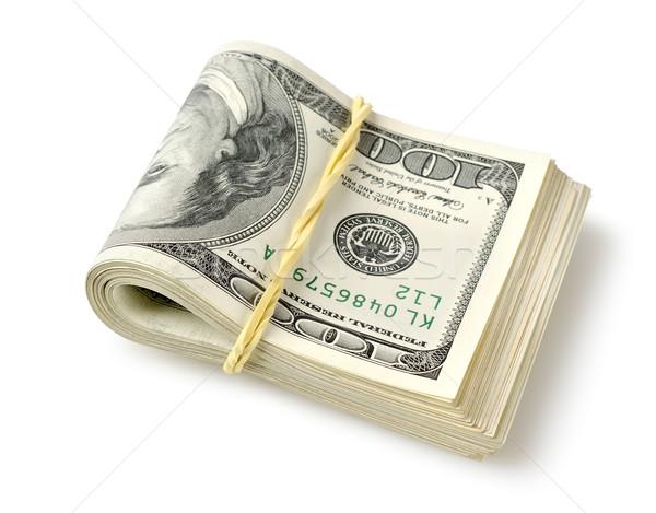 Bundle of money Stock photo © Givaga