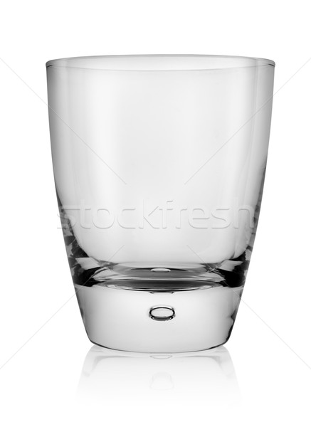 Glass of whiskey Stock photo © Givaga