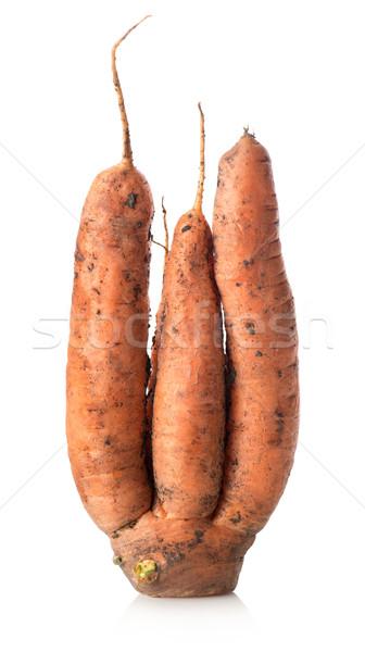 Figured carrot Stock photo © Givaga
