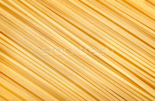 Foto amarelo macarrão padrão macro Foto stock © Givaga