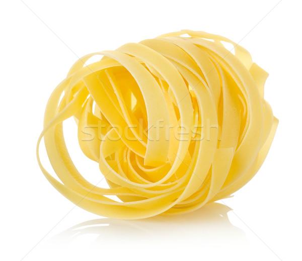 Pasta tagliatelle Stock photo © Givaga