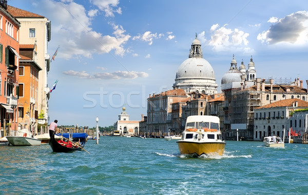 Cityscape of Venice Stock photo © Givaga