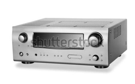 Hi-Tech AV receiver Stock photo © Givaga