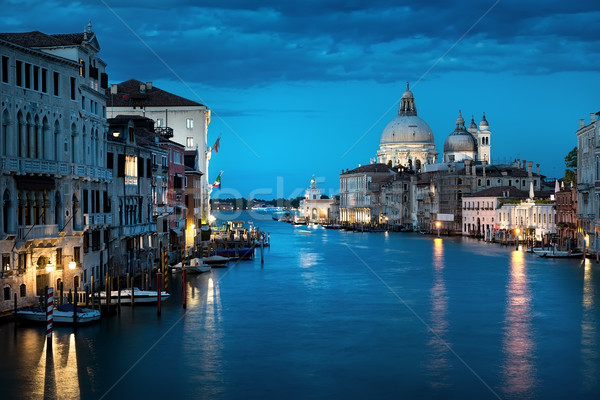 Calm morning in Venice Stock photo © Givaga