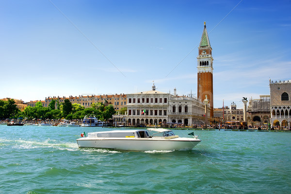 View on San Marco Stock photo © Givaga