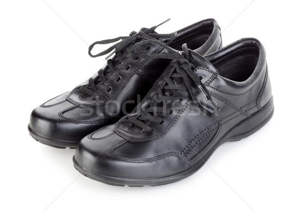 Mens shoes Stock photo © Givaga