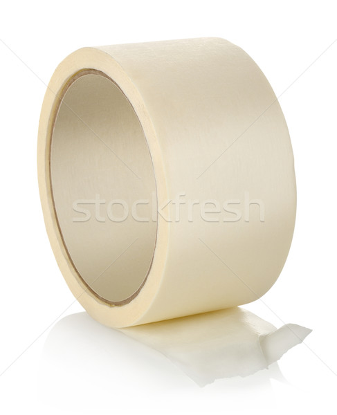 Big roll of insulating tape Stock photo © Givaga