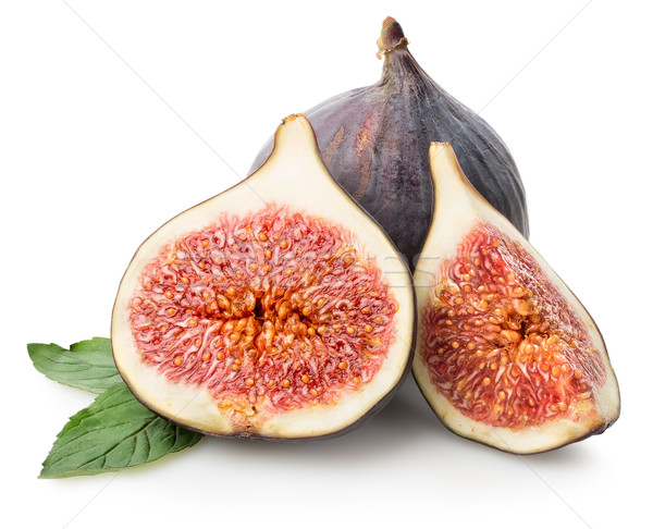 Juicy figs Stock photo © Givaga