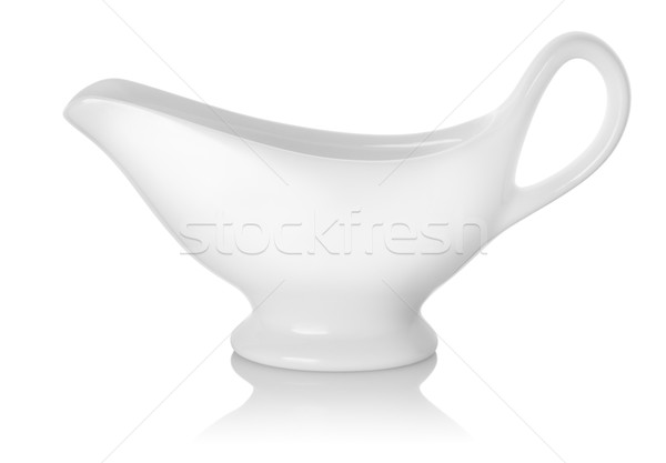 Gravy boat Stock photo © Givaga