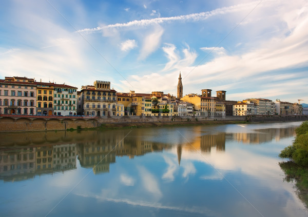 Beauty of Florence Stock photo © Givaga
