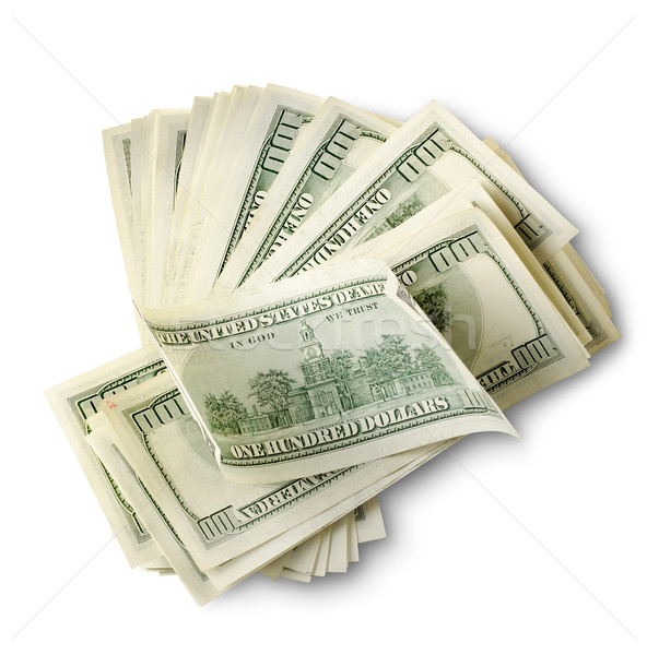 American money Stock photo © Givaga