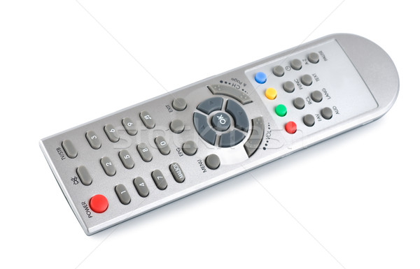 Universal remote control (Patch) Stock photo © Givaga