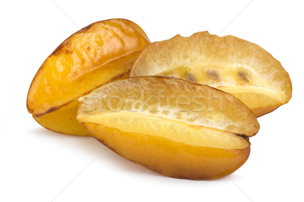 Fruta tropical isolado branco Foto stock © Givaga