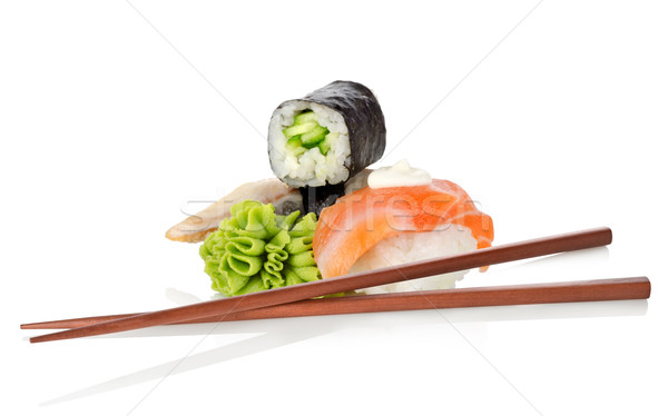 Sushi set Stock photo © Givaga