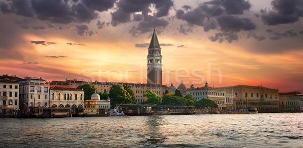 Campanile di San Marco  Stock photo © Givaga