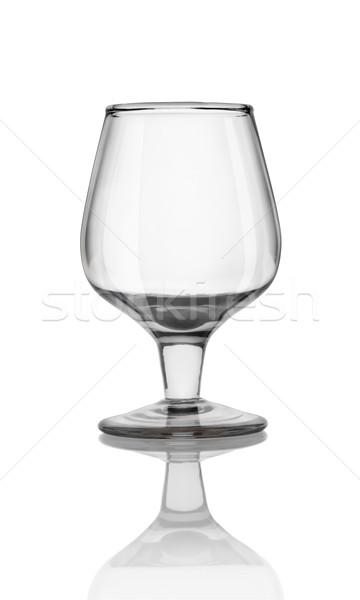 Szkła wódki odizolowany biały ścieżka Zdjęcia stock © Givaga