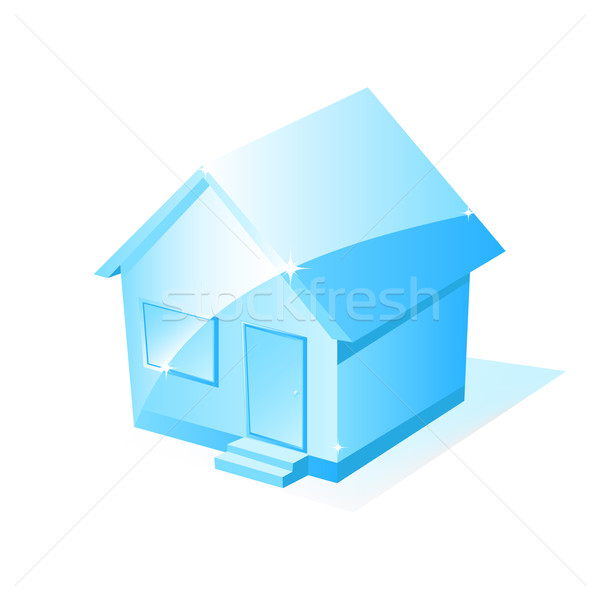 Vector House Icon  Stock photo © gladcov