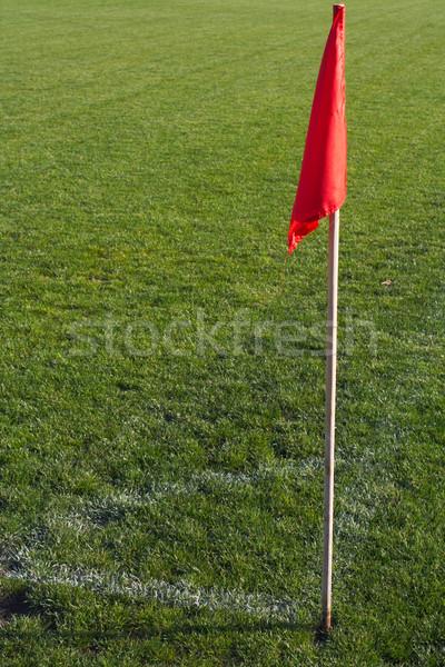 Corner flag  Stock photo © gladcov