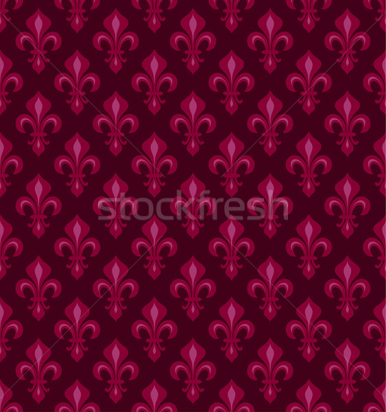Royal sombre cerise rouge Photo stock © Glasaigh