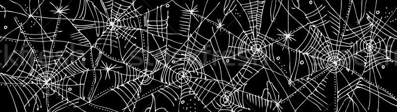 Web internet construction fond cadre nuit Photo stock © Glasaigh