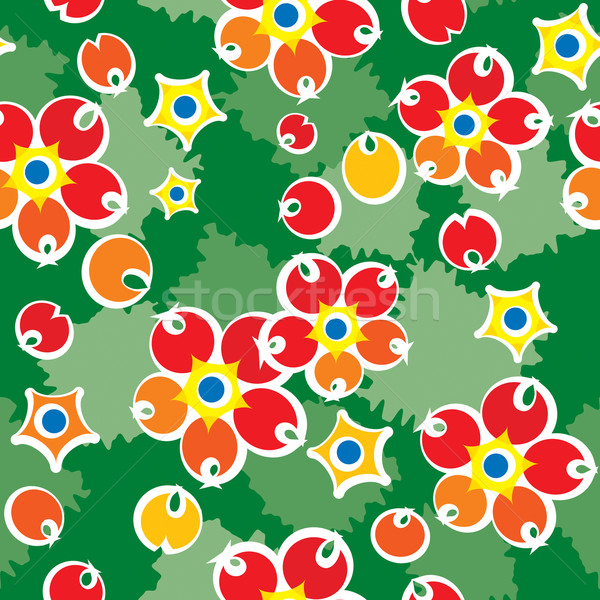 Barberry summery pattern Stock photo © Glasaigh