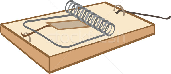 Mouse-trap Stock photo © Glasaigh