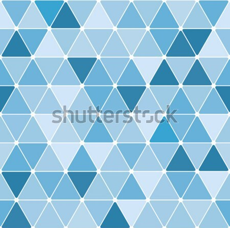 Winter triangle pattern 2.1 Stock photo © Glasaigh