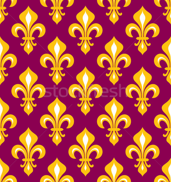Royal pourpre or wallpaper Photo stock © Glasaigh