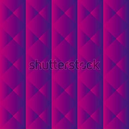 Lila kárpit minta szín fényes dekoratív Stock fotó © Glasaigh