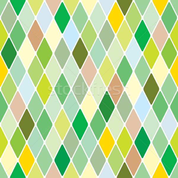 Harlequin springtime background Stock photo © Glasaigh