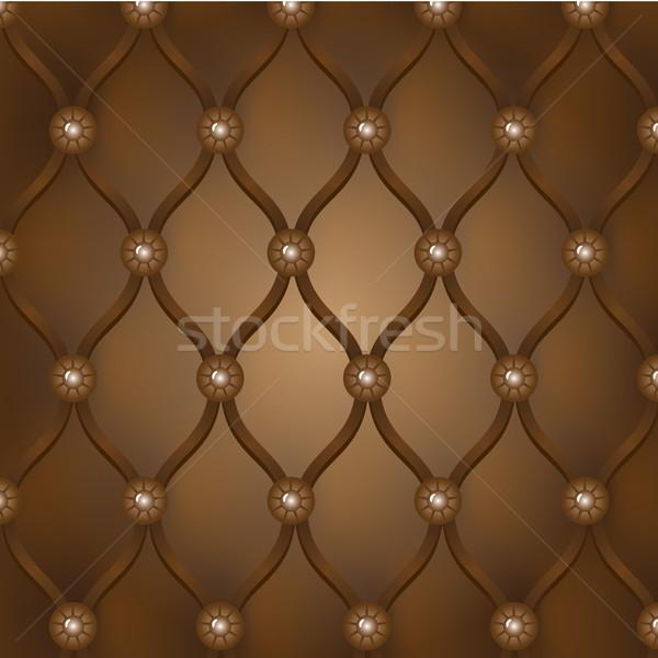 upholstery pattern Stock photo © glorcza