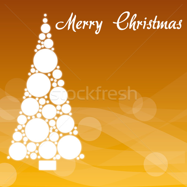 merry christmas Stock photo © glorcza