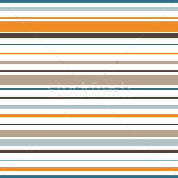 striped seamless pattern Stock photo © glorcza