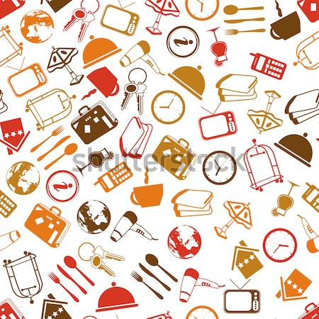 addiction seamless pattern Stock photo © glorcza