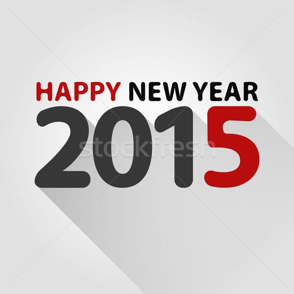happy new year 2015 Stock photo © glorcza