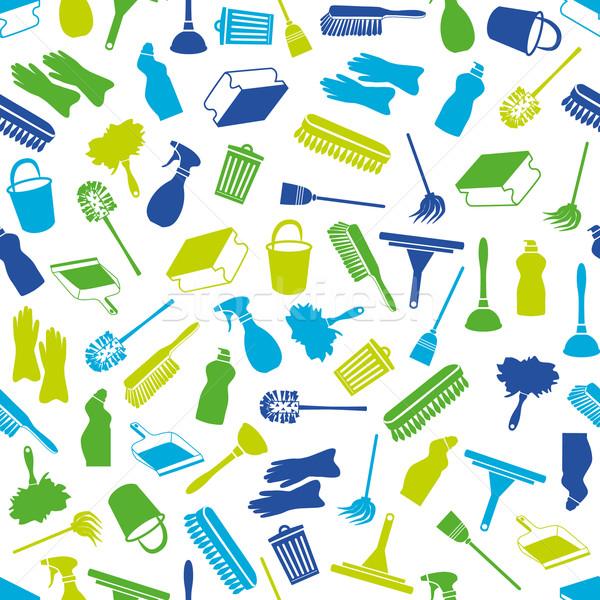 Limpeza textura projeto informação lixo Foto stock © glorcza