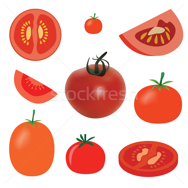 tomato Stock photo © glorcza
