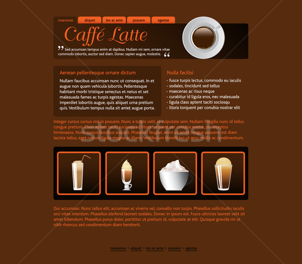 web design Stock photo © glorcza