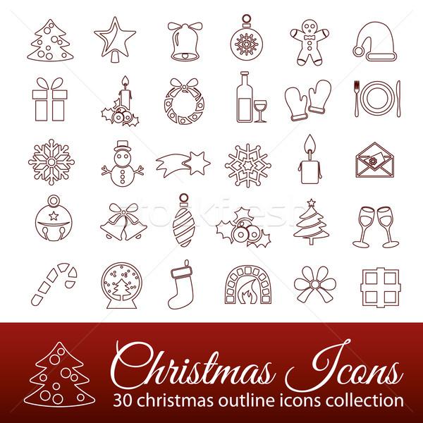 weihnachten gliederung symbole baum essen design. Black Bedroom Furniture Sets. Home Design Ideas