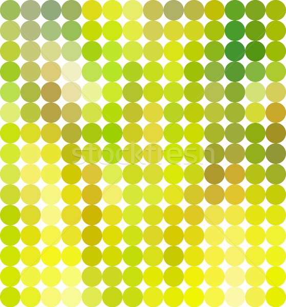 colorful dots geometric background Stock photo © glorcza