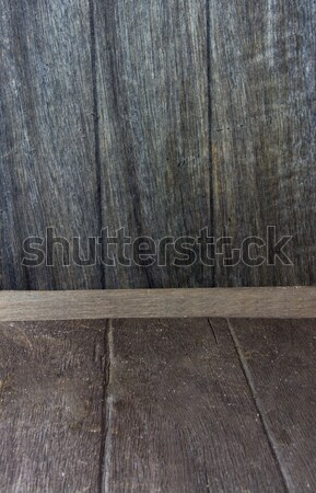 wood texture,background old panels Stock photo © Gloszilla