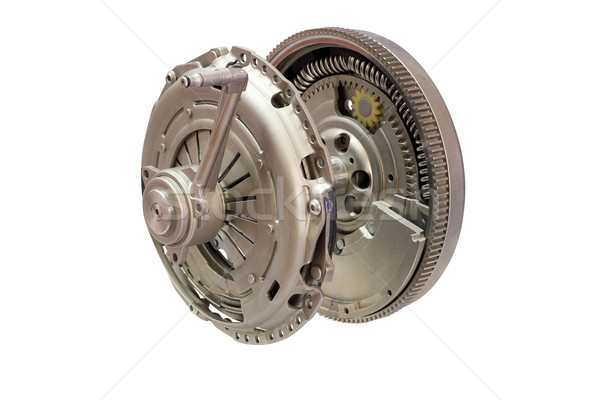 car clutch isolated on white  Stock photo © goce